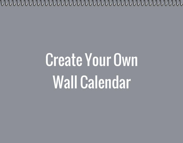 how to create your own calendar in word