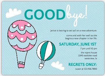 Goodbye Party Invitation Wording Funny is nice invitations sample