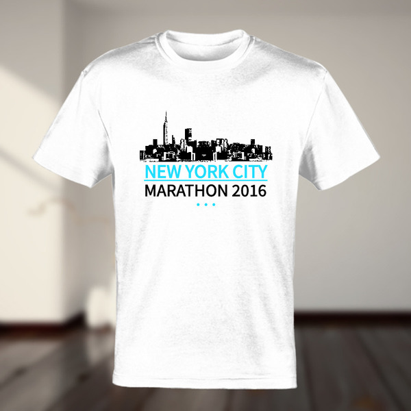 New york city marathon run t shirt custom t shirts for Nyc custom t shirts